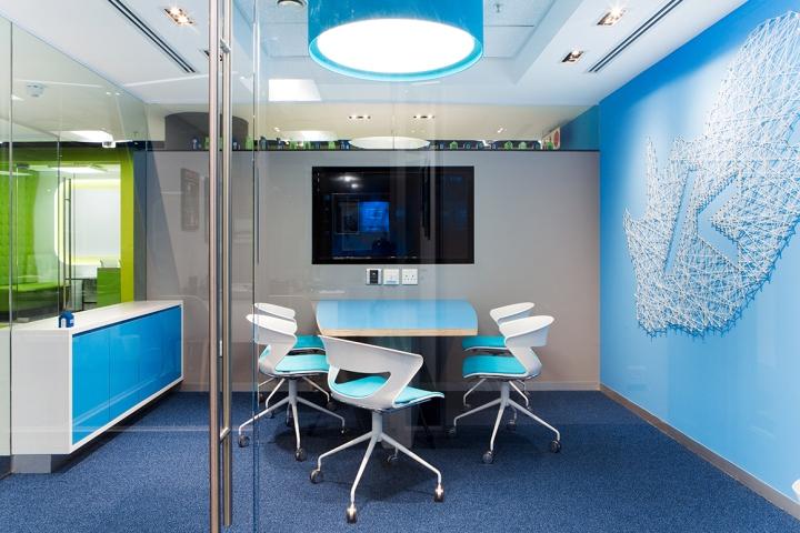 视觉盛宴 korbicom现代办公室家具设计方案