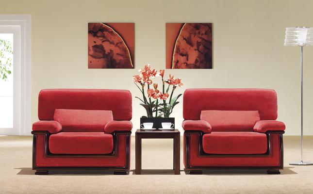 办公沙发与环境的搭配